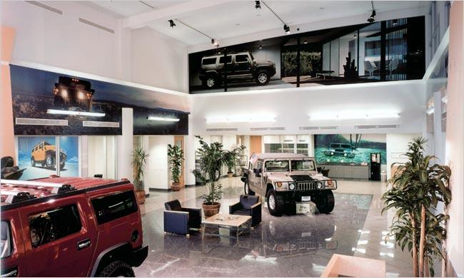 Parkway Hummer Dealership